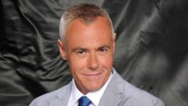 El presentador de 'La Noria', Jordi González.
