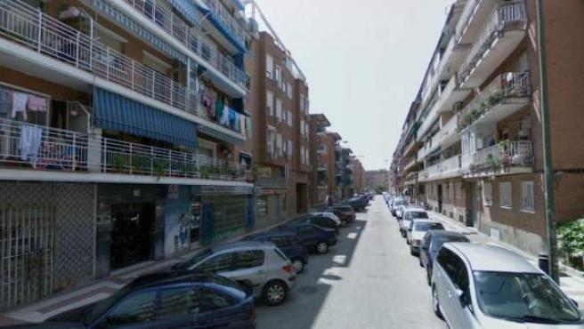 Los hechos habrían ocurrido en la calle de San Mariano de Madrid capital, en la imagen.