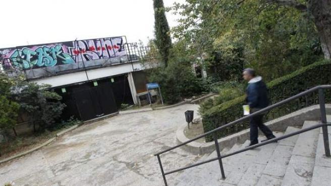 El local de la discoteca permanece cerrado
