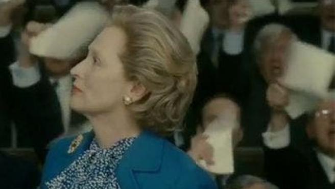 Nuevo: tráiler de 'La Dama de Hierro': Meryl Streep como Margaret Thatcher