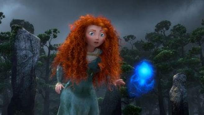 Nuevo tráiler de 'Brave', de Pixar