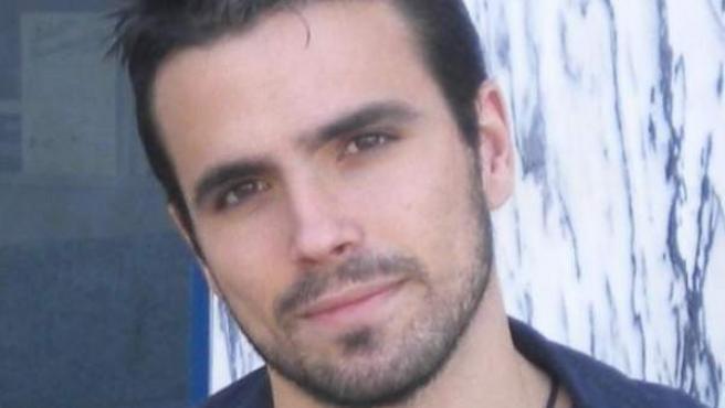 Alberto Garzón, diputado de IU y miembro del movimiento 15-M.