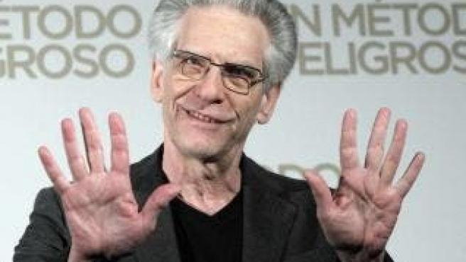 """David Cronenberg: """"Quienes quieren que vuelva al fantástico sólo sienten nostalgia"""""""