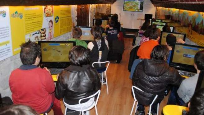 Aula Móvil Educativa De Plátano De Canarias