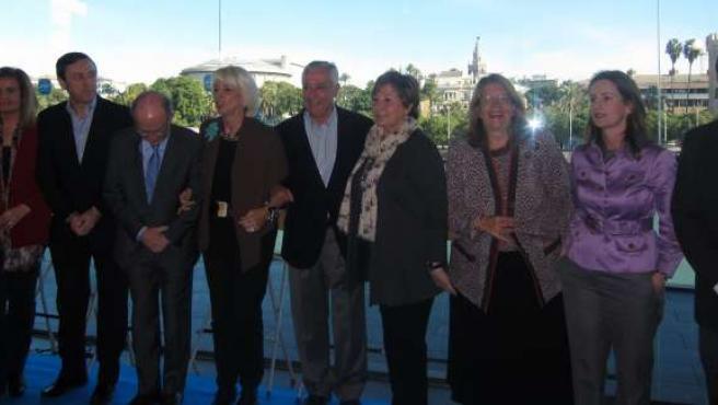 Acto Del PP-A Este Miércoles En Sevilla, Con Javier Arenas