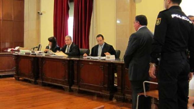 Juicio Contra Antonio Q.G. Por La Muerte De Fernando Jurado