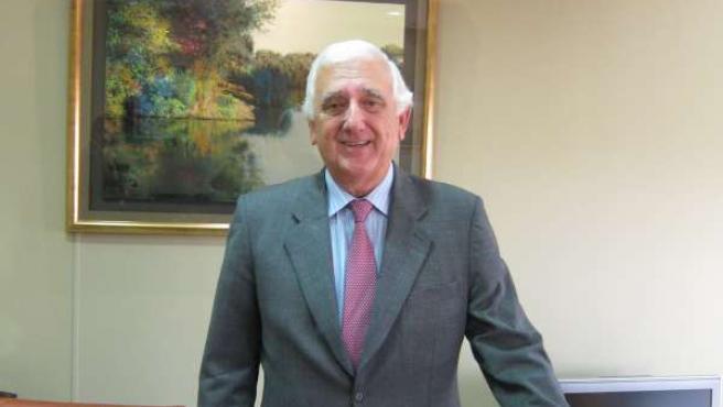 El Presidente De La CEA, Santiago Herrero