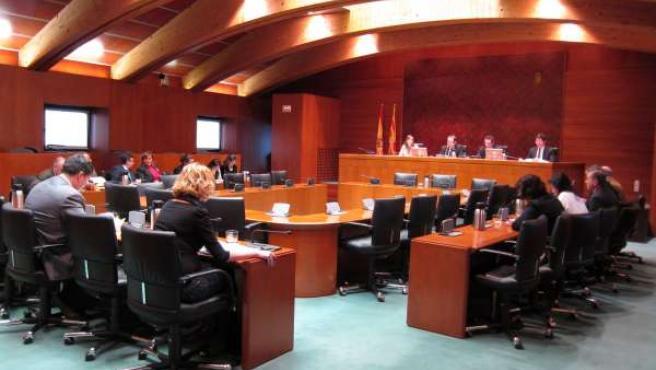 Comisión De Las Cortes De Aragón