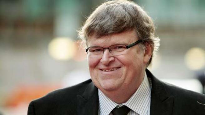 El cineasta Michael Moore.