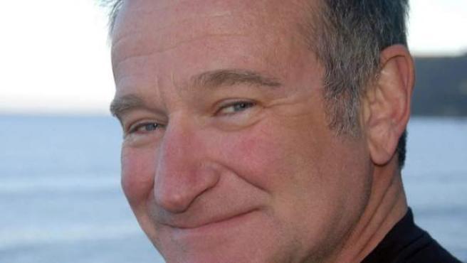 Robin Williams, ganador del Oscar en 1998 por El indomable Will Hunting.