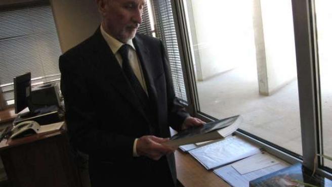El Hasta Ahora Fiscal Jefe De Málaga, Antonio Morales