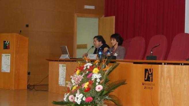 Inauguración Del Congreso De Alzheimer De La UJI