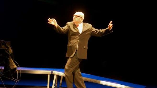 Leo Bassi Actuará En El Auditorio Barañain
