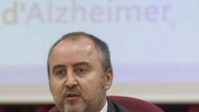 Cabré En El Congreso De Alzheimer De La UJI