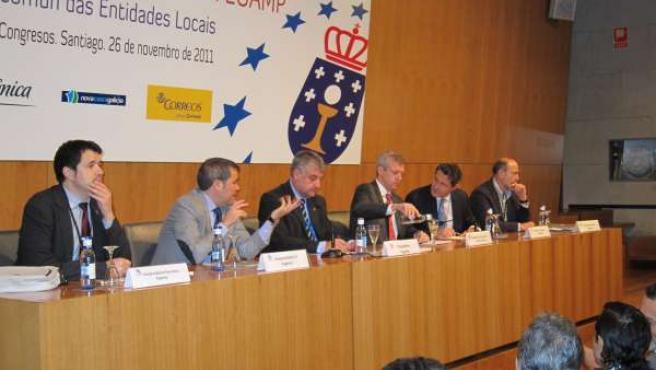 VIII Asamblea Xeral De La Fegamp