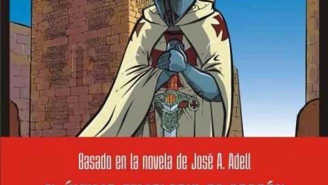 Portada Del Cómic 'El Último Templario De Aragón'