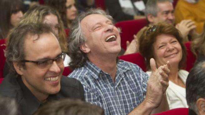 Renato Ciasca, Uno De Los Directores Premiados Con El Colón De Oro.