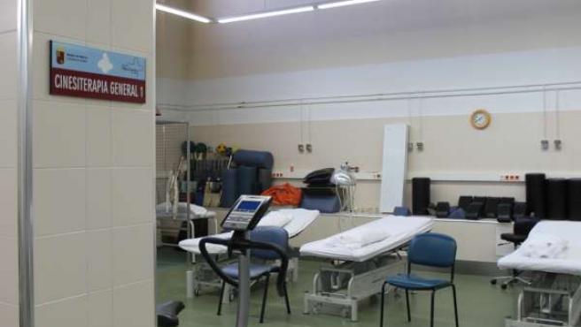 Nuevas Instalaciones Del Servicio De Rehabilitación Del Rosell