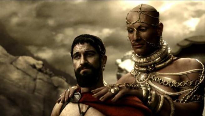 El rey Xerxes, de '300', protagonizará su propia película en 2013.