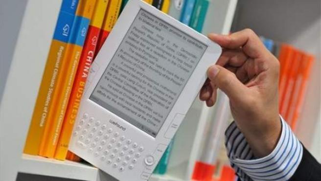 El e-book se abre camino entre los formatos tradicionales.