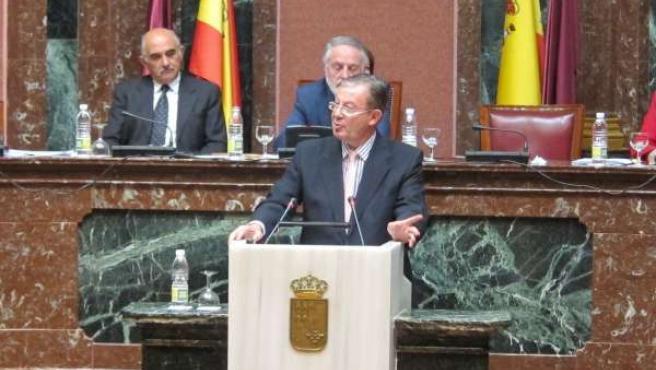 El Portavoz Adjunto Del Grupo Parlamentario Popular, José Antonio Ruiz Vivo
