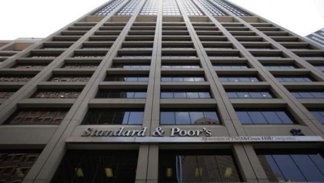 El edificio de Standard and Poor's en Nueva York, en una imagen de archivo.