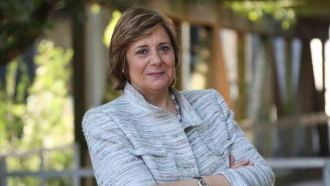 La rectora de la UdG, Ana Maria Geli