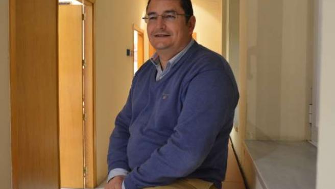 Antonio Sanz, Tras Una Entrevista Con Europa Press
