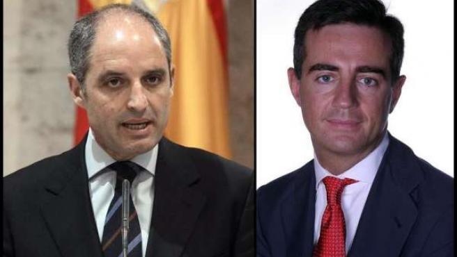 Francisco Camps Y Ricardo Costa.