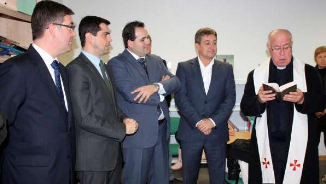 Comunicacion JCCM (Nota De Prensa Y Fotografías) Marín Anuncia La Contratación D