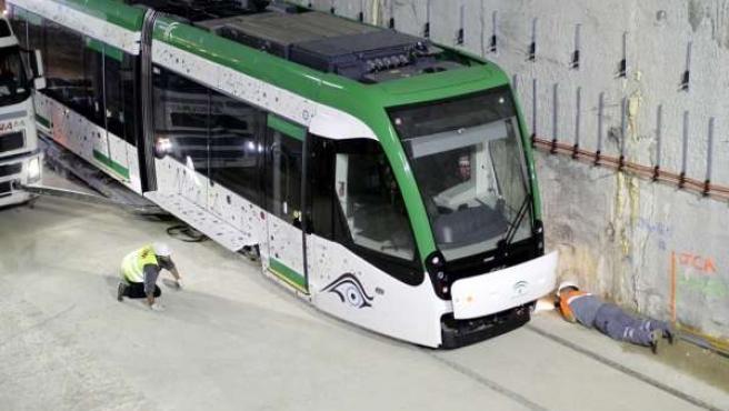 Segunda Unidad De Los Trenes Del Metro