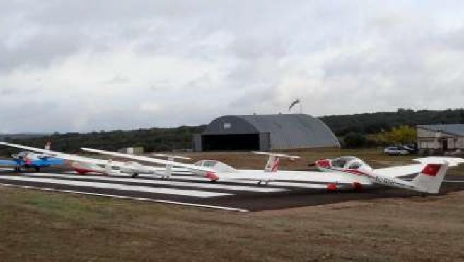 Aeródromo De Benabarre (Huesca)
