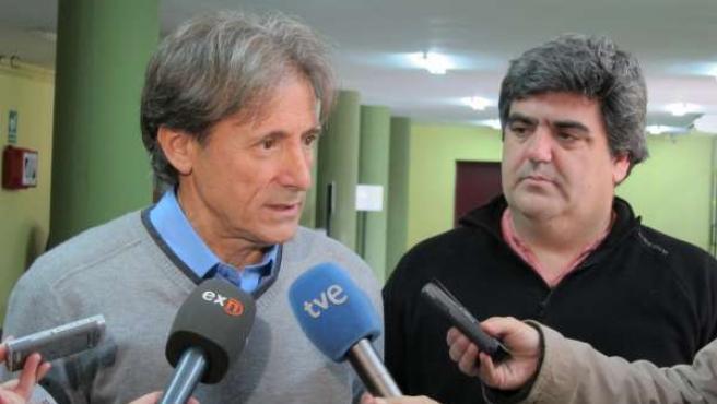 Pedro Escobar Y Joaquín Paredes