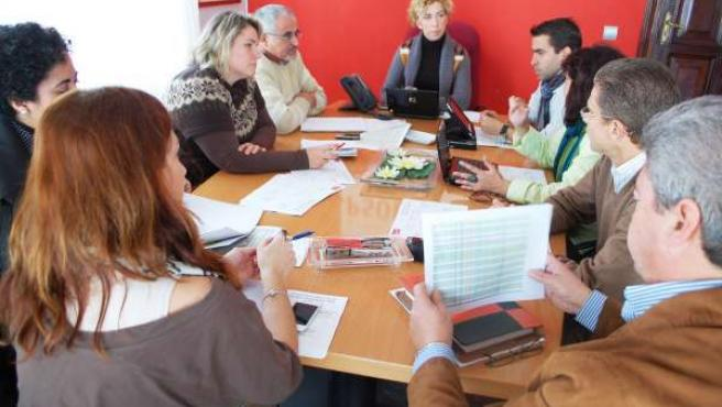 Comité Provincial Del PSOE De Huelva