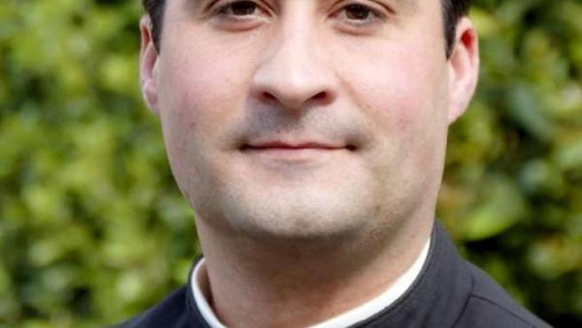 José Daniel Galán, Legionario De Cristo De Talavera