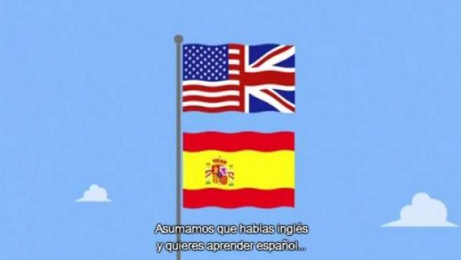 Duolingo, un proyecto que pretende traducir Internet a todos los idiomas.