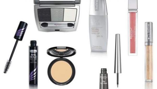 Productos de maquillaje para estas navidades.