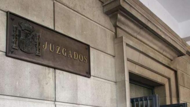 Imagen de archivo de unos juzgados de Sevilla.