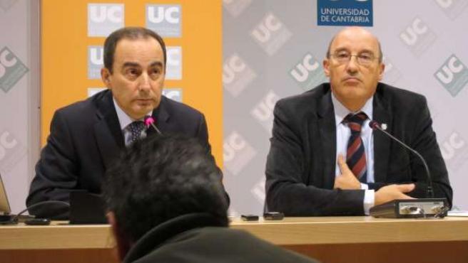 Miguel Ángel Serna Y Federico Gutiérrez-Solana
