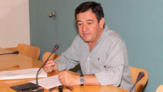 José Loaiza, Presidente De La Diputación De Cádiz