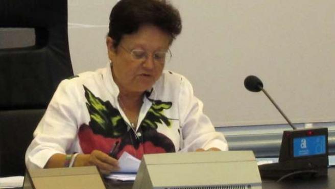 Luisa Pastor