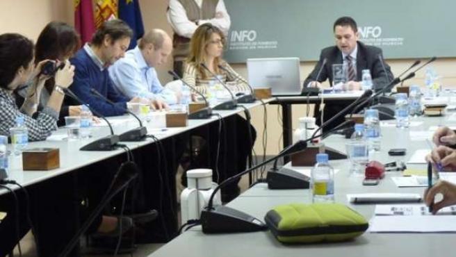 Agencias De Desarrollo Eslovenas E Italianas Visitan El Info