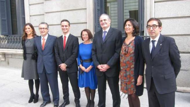 Los Diputados De Baleares En El Congreso