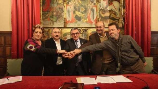 Pacto Por La Ciudadanía De Lleida