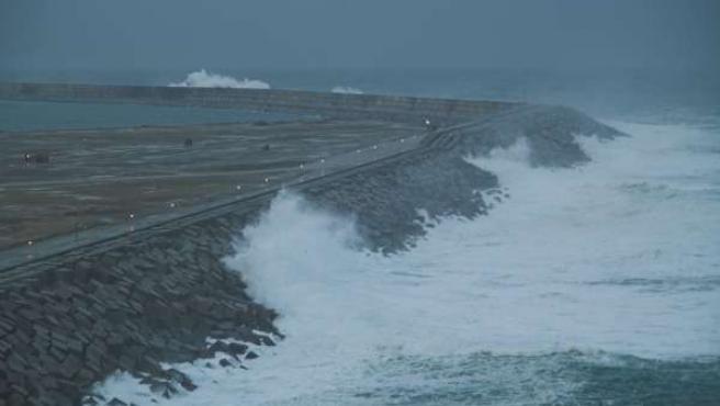 Dique Del Puerto Exterior De A Coruña