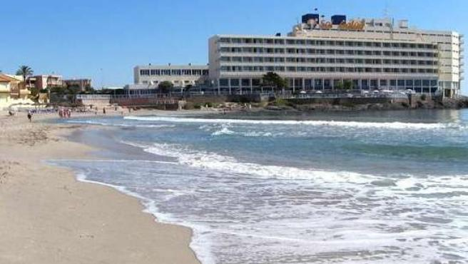 Hotel Sol Galua En La Manga