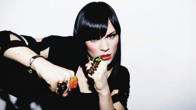 Una foto promocional de Jessie J.
