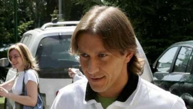 Michel Salgado, en una foto de archivo.
