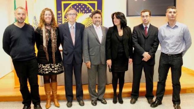 Toma De Posesión De Carlos Alarcon Como Vicerrector De Relaciones Institucionale