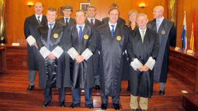 Nuevos Magistrados Y Tolosa